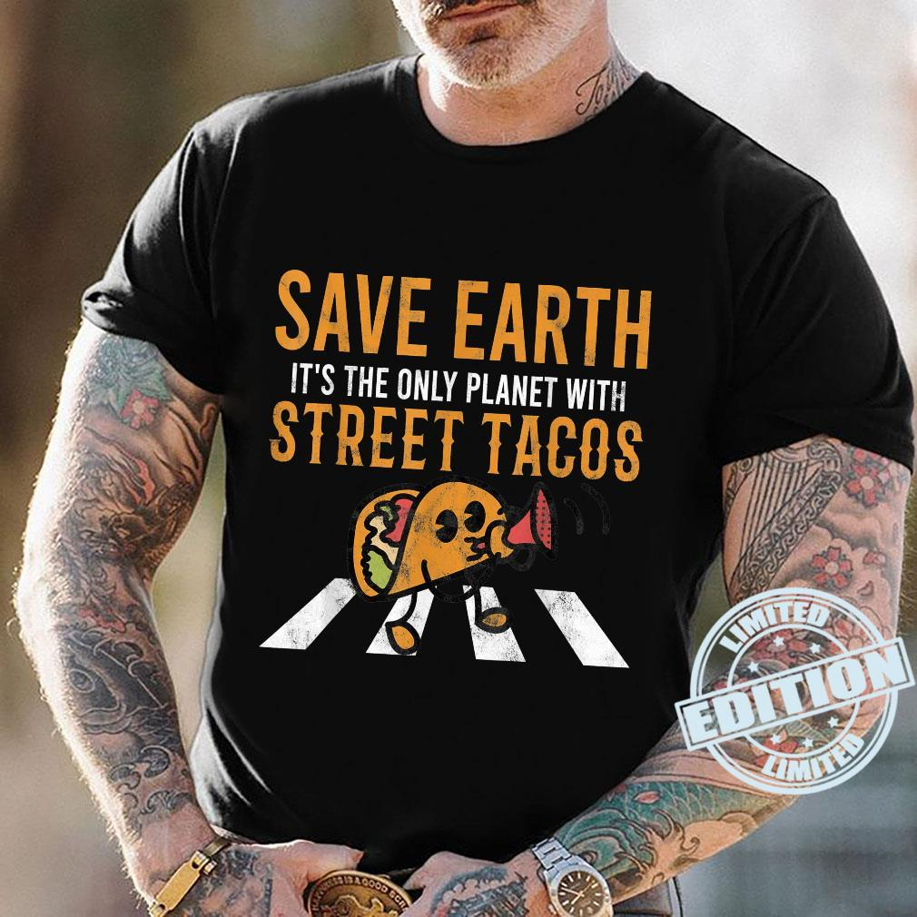Earth Day Mexican Taco Taco Shirt Masswerks Store